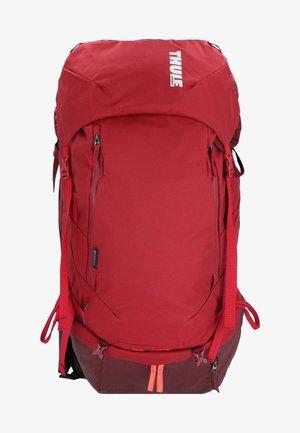 Hiking rucksack - bordeaux