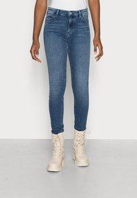 Marc O'Polo DENIM - KAJ - Jeans Skinny Fit - multi/faded mid blue - 0