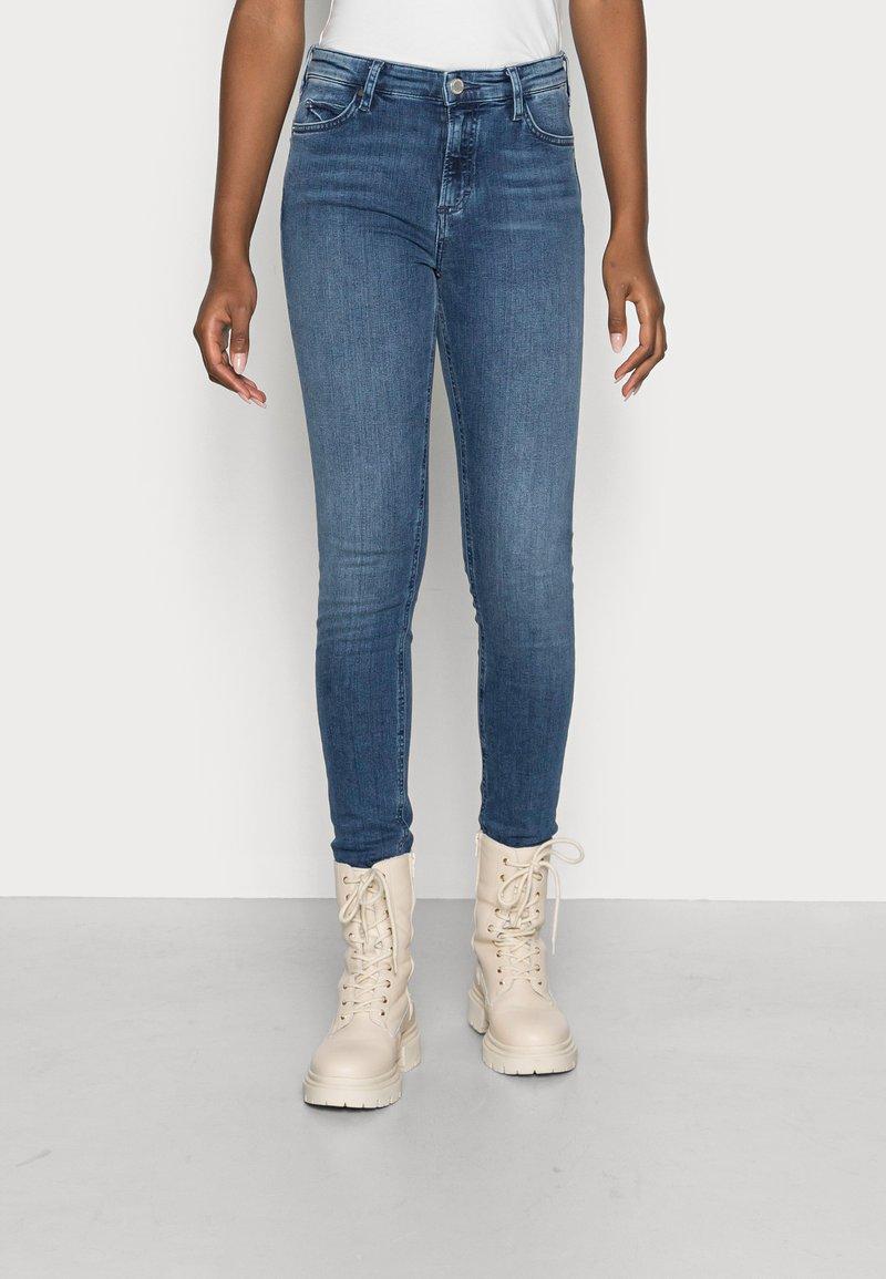 Marc O'Polo DENIM - KAJ - Jeans Skinny Fit - multi/faded mid blue