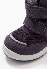 Viking - TOKKE GTX - Winter boots - aubergine - 2