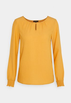 Blouse - autumn gold