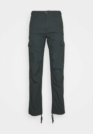 AVIATION PANT COLUMBIA - Cargo trousers - slate rinsed