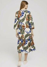 TOM TAILOR - Day dress - multicolor botanical design - 2