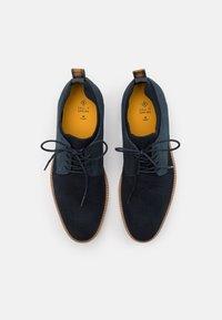 Call it Spring - VEGAN MORRIS - Zapatos con cordones - navy - 3