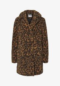 Noisy May - NMGABI JACKET - Winter coat - brown - 0