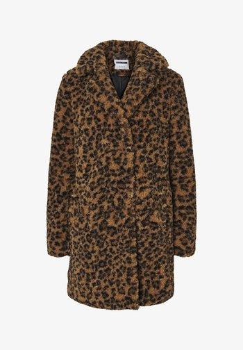 NMGABI JACKET - Winter coat - brown
