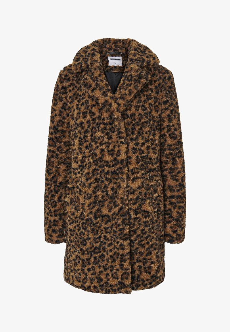 Noisy May - NMGABI JACKET - Winter coat - brown