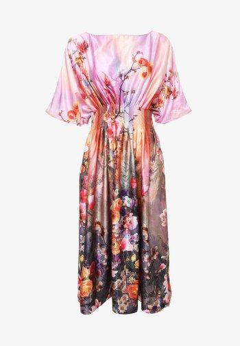 KVINTA - Day dress - blass rosa, rot