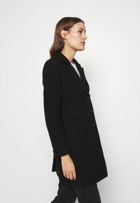 Banana Republic - MELTON - Classic coat - black - 3