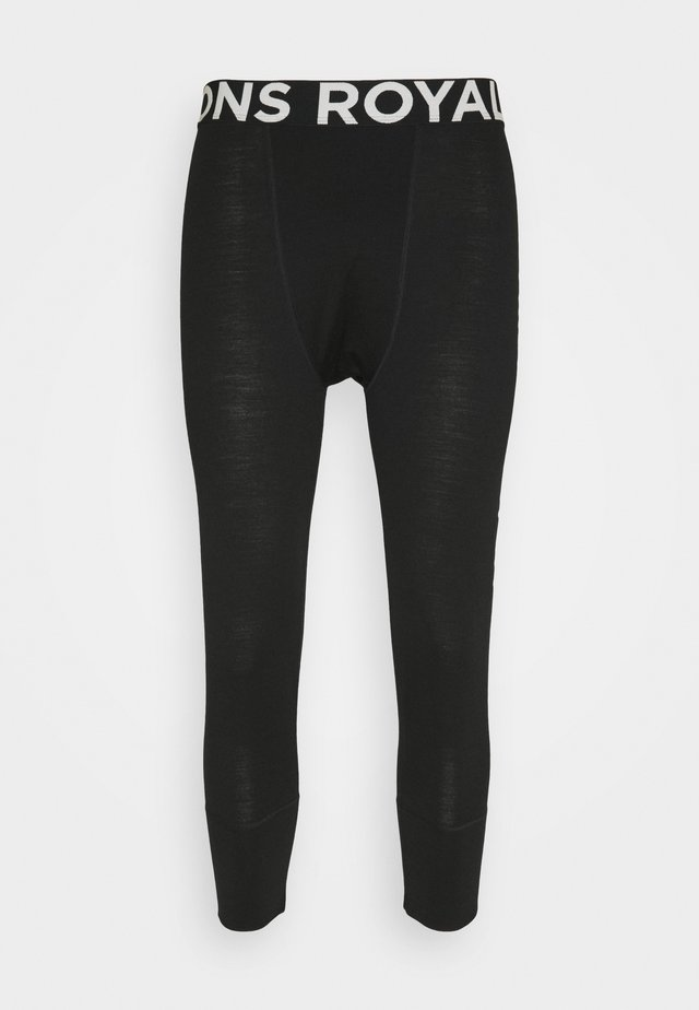 SHAUN OFF 3/4 LEGGING - Calzoncillo largo - black