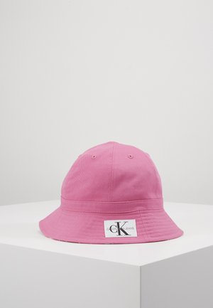 REVERSIBLE BUCKET HAT - Hat - pink