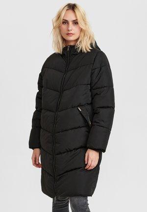 NUCORY - Winter coat - caviar
