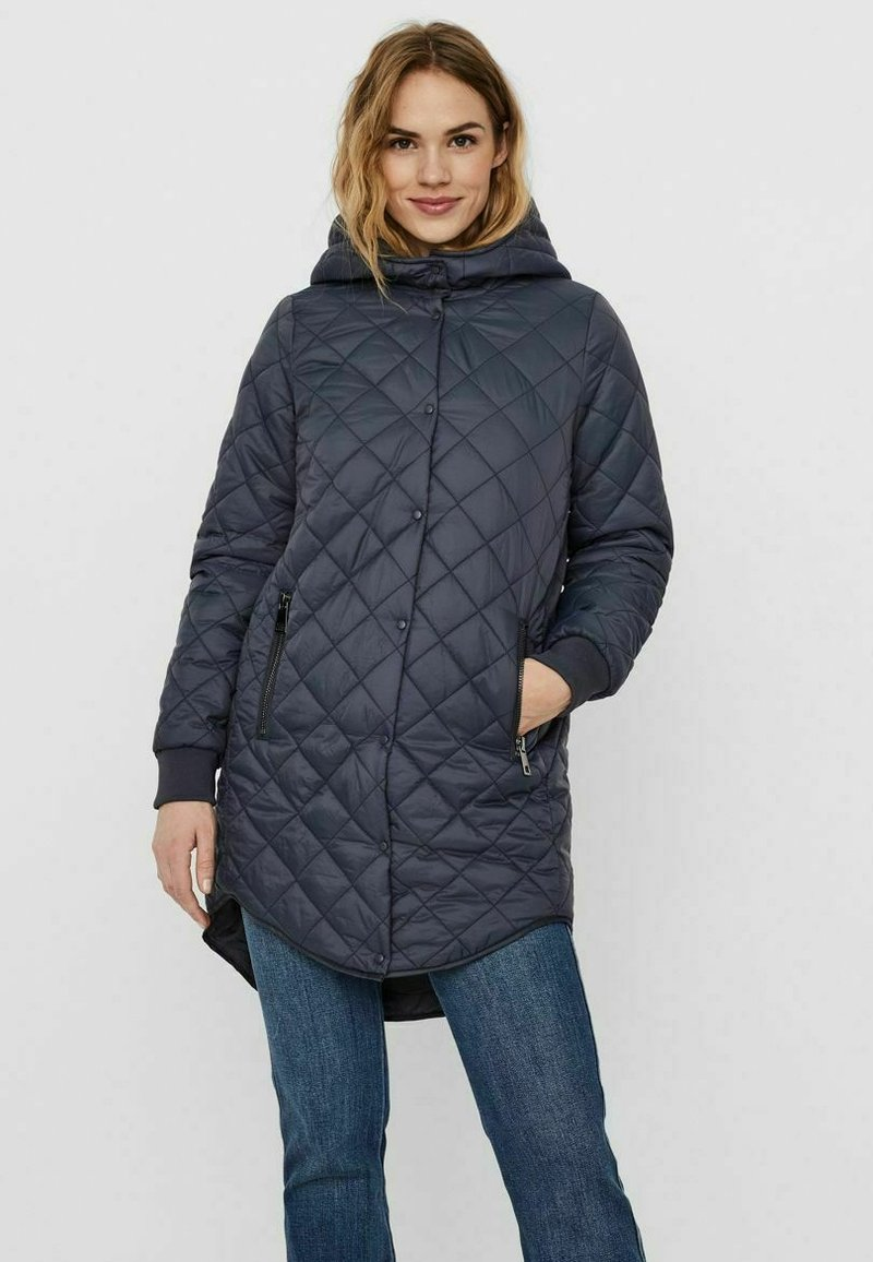 Vero Moda - Winter coat - ombre blue