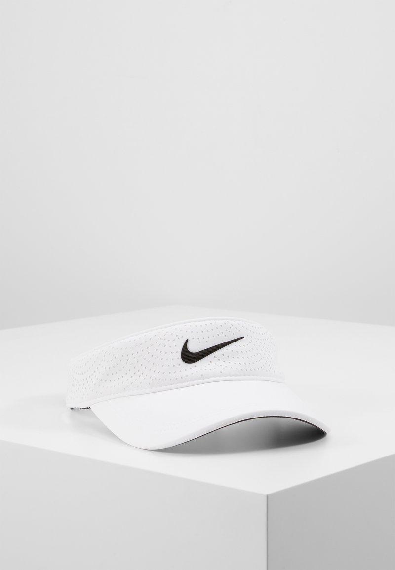 Nike Golf - VISOR - Cappellino - white/anthracite/black