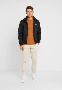 Armani Exchange - Summer jacket - black - 1
