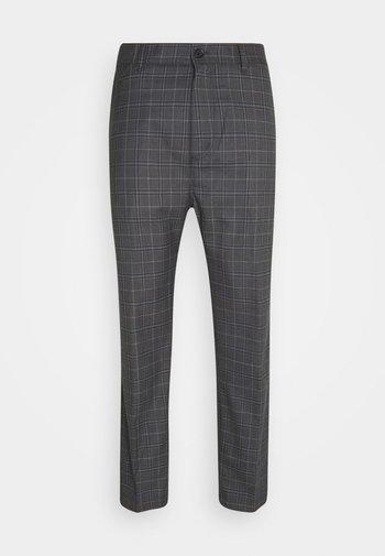 MENSON PANT PASCO - Trousers - stowe/wave rigid