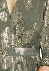 We are Kindred - ADELE MAXI DRESS - Společenské šaty - olive rose - 6