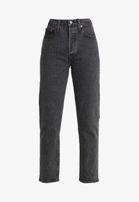 501 CROP - Jeans Straight Leg - dancing in the dark
