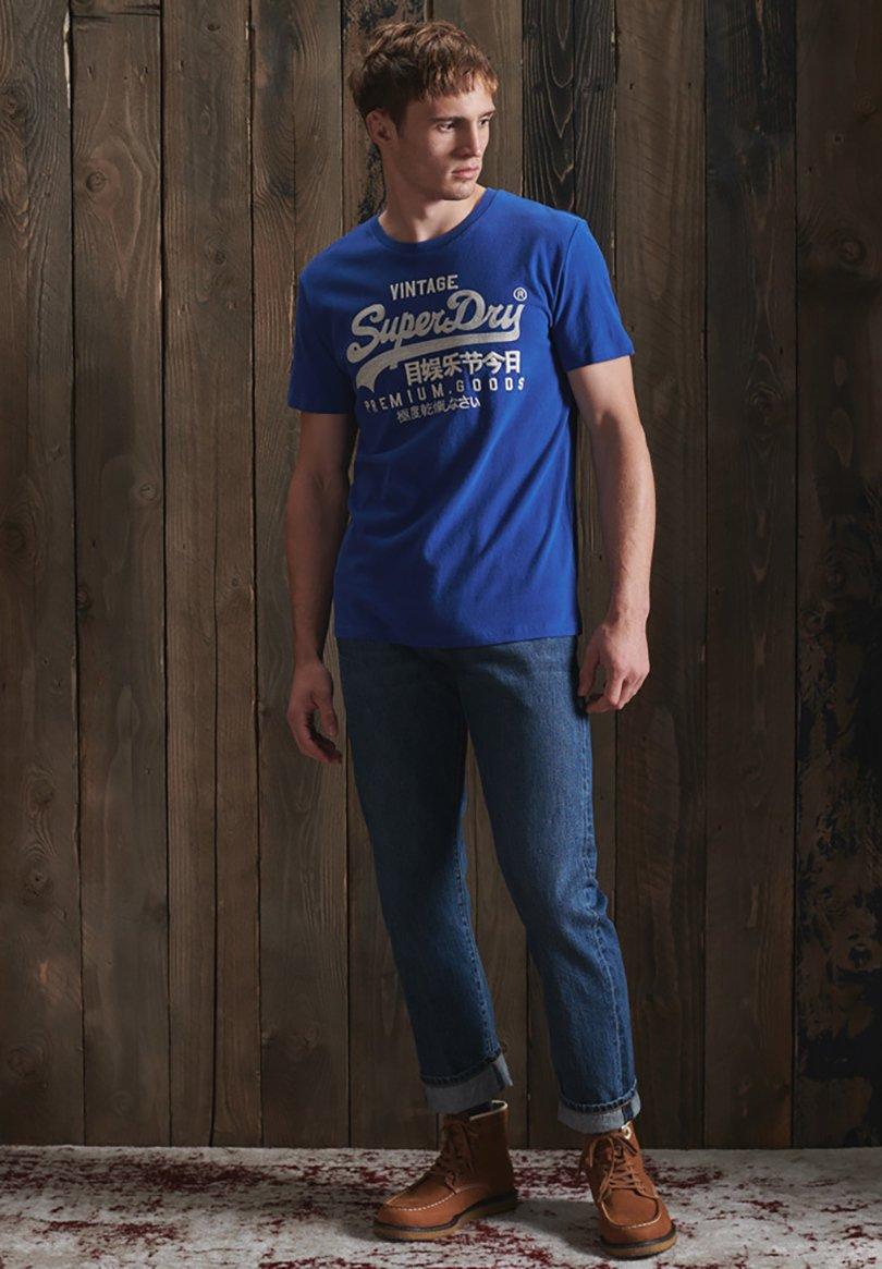 Homme PISTE  - T-shirt imprimé