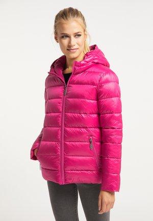 Winter jacket - kirsche