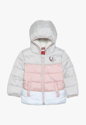 Zimní bunda - light grey