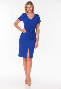 Diyas London - Robe fourreau - blue - 1