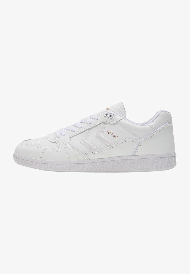 HB TEAM  - Sneakersy niskie - white