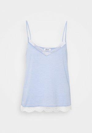 WARM DAY DEBARDEUR - Haut de pyjama - bleu