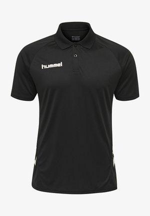 HMLPROMO  - Polo shirt - black