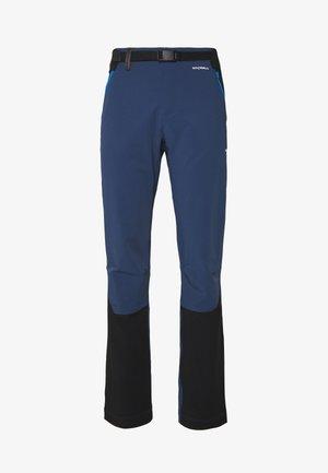 MEN'S DIABLO II PANT - Outdoorové kalhoty - blue wing teal/black