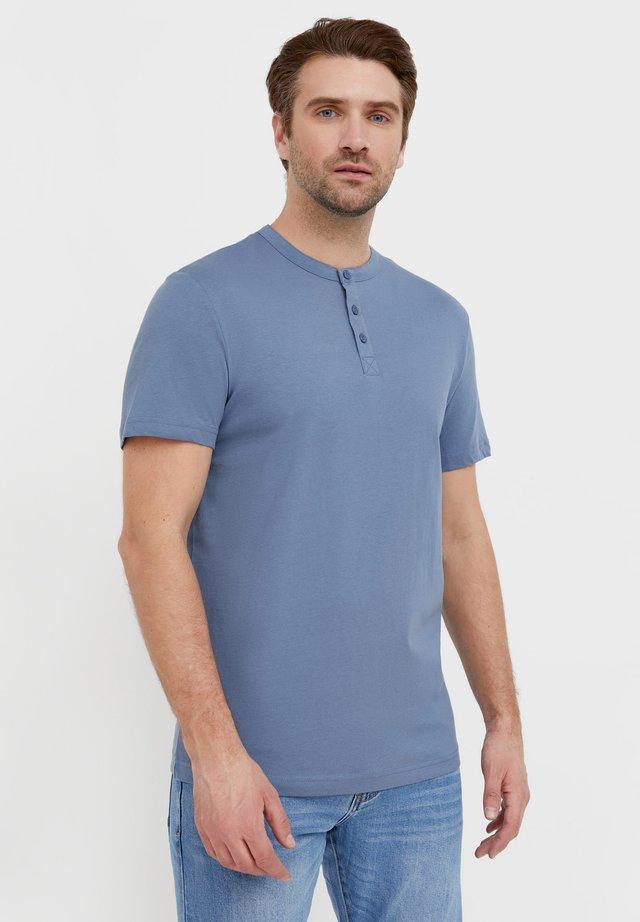 T-shirt basique - grey-blue