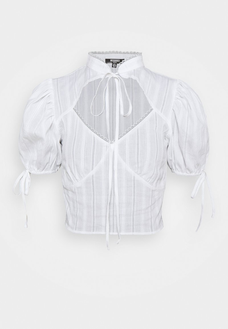 Missguided Petite - Blouse - white
