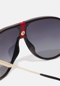 Carrera - UNISEX - Sunglasses - gold/red - 3