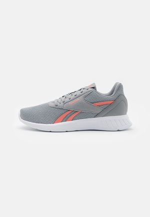 LITE 2.0 - Scarpe running neutre - grey/coral/white