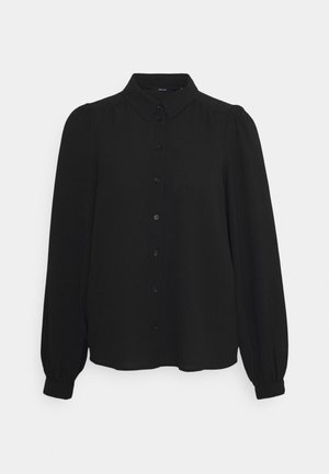 VMAYA SHIRT TALL - Blouse - black