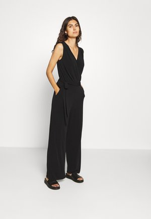 OVERALL LANG - Jumpsuit - black