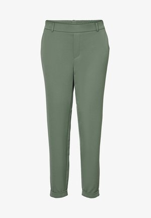 VMMAYA LOOSE SOLID PANT  - Trousers - laurel wreath