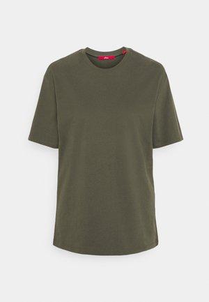 KURZARM - Basic T-shirt - khaki