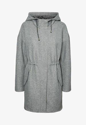 Parka - light grey melange