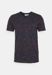 MALE  - Print T-shirt - insignia