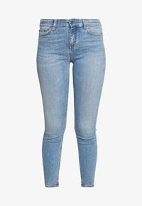 DRYKORN - NEED - Skinny džíny - light blue denim - 5