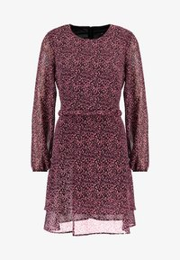 Dorothy Perkins - DITSY RUFFLE FIT AND FLARE - Day dress - purple - 3