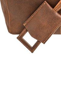 Gusti Leder - Tote bag - brown - 6