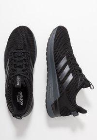 adidas Performance - QUESTAR RIDE - Laufschuh Neutral - core black/night metallic/grey six - 1
