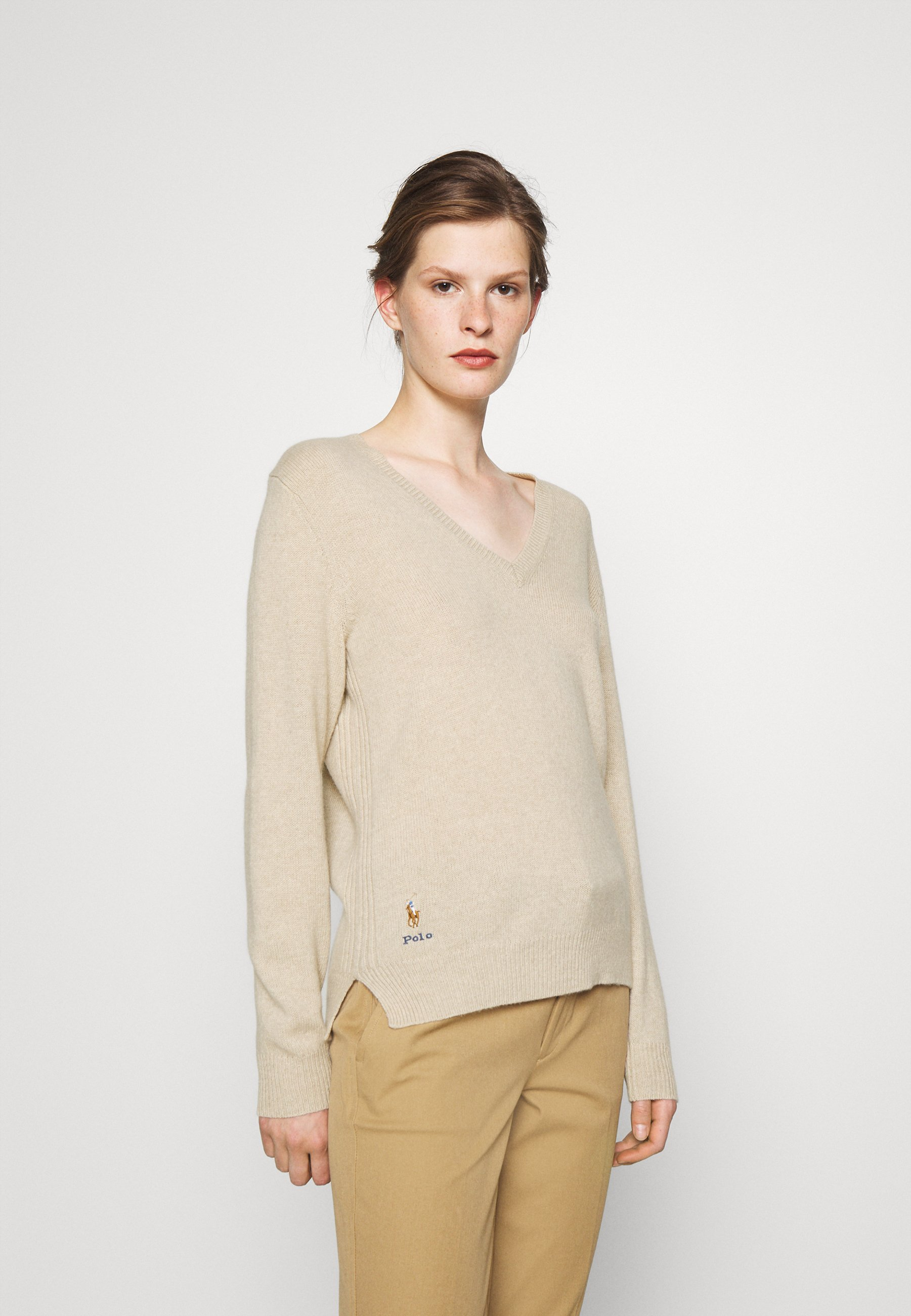 Femme CLASSIC LONG SLEEVE - Pullover