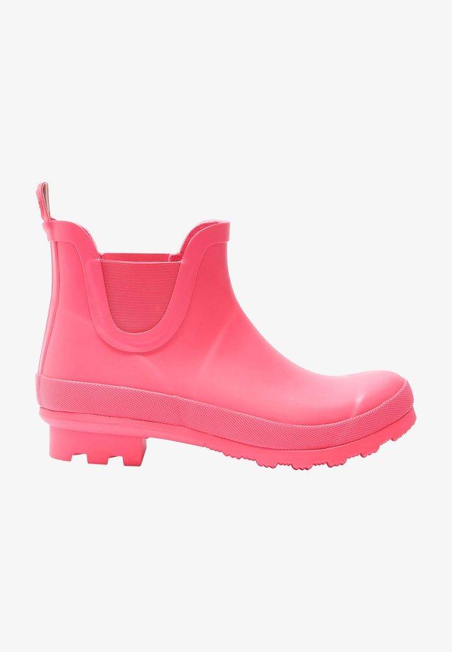 Regenlaarzen - pink