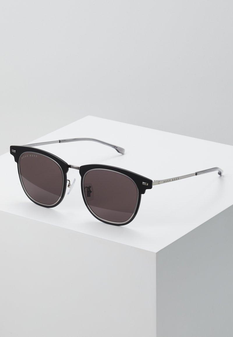 BOSS - Sunglasses - ruthenium