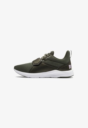 PRODIGY WOMEN'S TRAINING SHOES - Trainers - forest night-winsome orchid