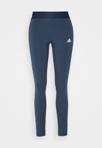 adidas Performance - Leggings - dark blue - 5