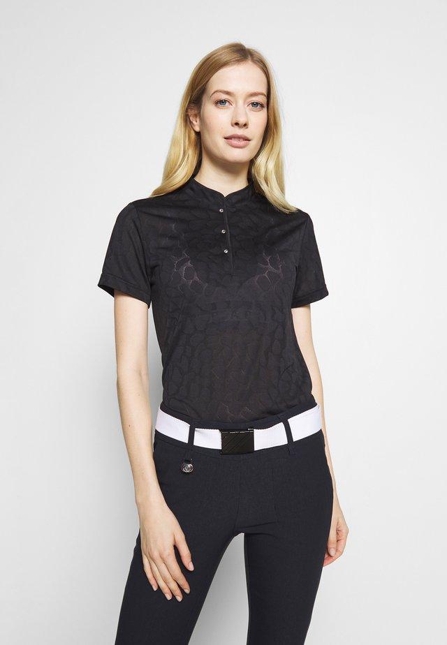 UMA - Print T-shirt - black